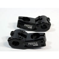 Profile Push Stem / Black / 53mm