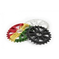 Cult Member V2 Sprocket / Black / 25t