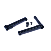Division Valiance Cranks / Black