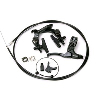Odyssey Evo-11 Brake Kit Black / Black