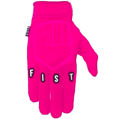 Fist Stocker Pink Youth Gloves