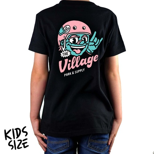 The Village Frother Tee | Kids Size