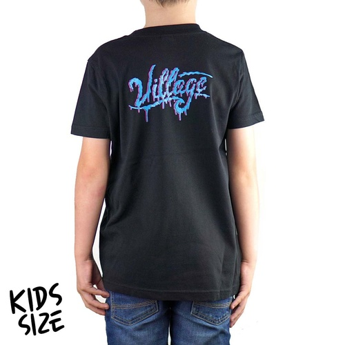 The Village Melting Tee | Kids Size